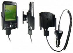 Support voiture  Brodit HTC Artemis 200  avec chargeur allume cigare - Avec rotule orientable. Réf 968731