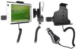 Support voiture  Brodit HTC Advantage X7500  avec chargeur allume cigare - Avec rotule orientable. Réf 968739