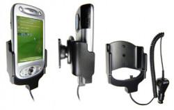Support voiture  Brodit HTC P6300  avec chargeur allume cigare - Avec rotule orientable. Réf 968745