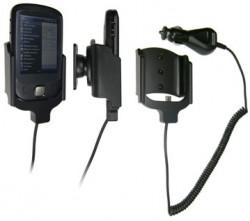 Support voiture  Brodit HTC Touch  avec chargeur allume cigare - Avec rotule. Seulement pour la version GSM. Réf 968751