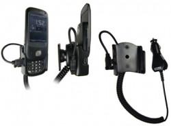 Support voiture  Brodit HTC P5520  avec chargeur allume cigare - Avec rotule. Car, une position ouverte verticale. Réf 968774