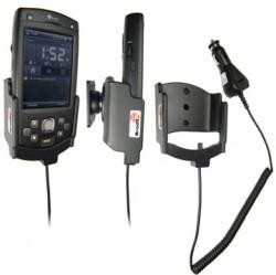 Support voiture  Brodit HTC P6500  avec chargeur allume cigare - Avec rotule orientable. Réf 968775