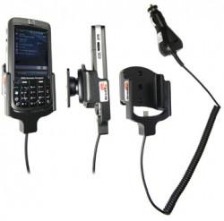 Support voiture  Brodit HP iPAQ 600 Series Business Navigator  avec chargeur allume cigare - Avec rotule. Uniquement pour batterie standard. Réf 968776