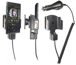 Support voiture  Brodit HTC P3700  avec chargeur allume cigare - Avec rotule. Pour S270 batterie standard 900 mAh. Réf 968843