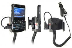 Support voiture  Brodit HP iPAQ 900 Series Business Messenger  avec chargeur allume cigare - Avec rotule orientable. Réf 968844