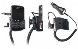 Support voiture  Brodit BlackBerry Bold 9000  avec chargeur allume cigare - Avec rotule. Réf 968850