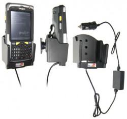 Support voiture  Brodit Psion Iken  avec chargeur allume cigare - Avec rotule. Avec verrouillage. Réf 968852