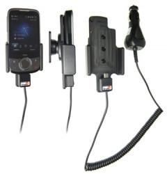 Support voiture  Brodit HTC T4242  avec chargeur allume cigare - Avec rotule orientable. Réf 968883