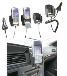 Support voiture  Brodit Sony Ericsson P900  avec chargeur allume cigare - Avec rotule orientable. Réf 968897