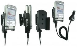 Support voiture  Brodit Nokia 6260  avec chargeur allume cigare - Avec rotule orientable. Réf 968963