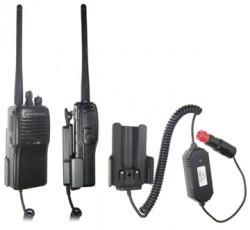 Support voiture  Brodit Vertex VX-160U  avec chargeur allume cigare - Pour une utilisation avec des batteries NiCd ou NiMH. Réf 982494