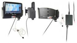 Support voiture  Brodit Navigon 2100 Max  installation fixe - Avec rotule. Grâce à la connectivité TMC, antenne TMC inclus. 12/24 Volt. Réf 279020
