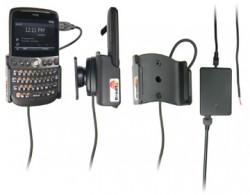 Support voiture  Brodit HTC Snap  installation fixe - Avec rotule, connectique Molex. Chargeur 2A. Réf 513022