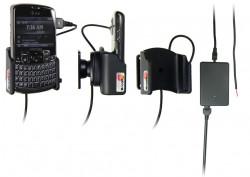 Support voiture  Brodit Samsung Jack SGH i637  installation fixe - Avec rotule, connectique Molex. Chargeur 2A. Réf 513034