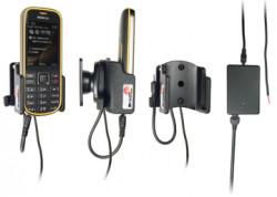 Support voiture  Brodit Nokia 3720 Classic  installation fixe - Avec rotule, connectique Molex. Chargeur 2A. Réf 513051