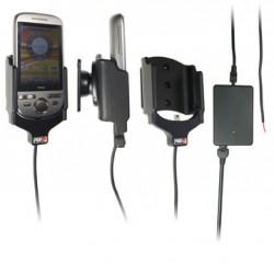 Support voiture  Brodit HTC Tattoo  installation fixe - Avec rotule, connectique Molex. Chargeur 2A. Réf 513076