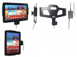 Support voiture  Brodit Samsung Galaxy Tab 8.9 GT-P7300  installation fixe - Avec rotule, connectique Molex. Réf 513300