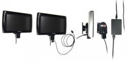 Support voiture  Brodit Mio Moov Spirit V 505 TV  installation fixe - Avec rotule. Grâce à la connectivité TMC, antenne TMC inclus. 12/24 Volt. Réf 529069