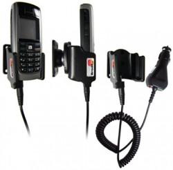 Support voiture  Brodit Nokia 6020  avec chargeur allume cigare - Avec rotule orientable. Réf 965021