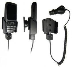 Support voiture  Brodit HTC Oxygen  avec chargeur allume cigare - Avec rotule orientable. Réf 965096