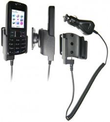 Support voiture  Brodit Nokia 3109  avec chargeur allume cigare - Avec rotule orientable. Réf 965162