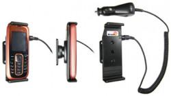 Support voiture  Brodit Nokia 2600 Classic  avec chargeur allume cigare - Avec rotule orientable. Réf 965204