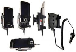 Support voiture  Brodit Nokia N96  avec chargeur allume cigare - Avec rotule orientable. Réf 965256