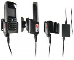 Support voiture  Brodit Nokia 6020  installation fixe - Avec rotule, connectique Molex. Chargeur 2A. Réf 971021