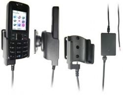 Support voiture  Brodit Nokia 3109  installation fixe - Avec rotule, connectique Molex. Chargeur 2A. Réf 971162