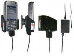 Support voiture  Brodit HTC S730  installation fixe - Avec rotule, connectique Molex, chargeur 2A. Pour un montant position fermée. Surface &quot