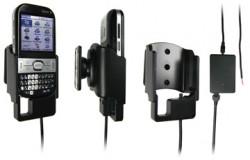 Support voiture  Brodit Palm Centro  installation fixe - Avec rotule, connectique Molex, chargeur 2A. Réf 971195