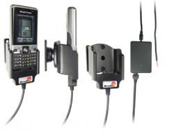 Support voiture  Brodit Sony Ericsson C702  installation fixe - Avec rotule, connectique Molex. Chargeur 2A. Réf 971233