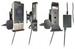 Support voiture  Brodit Sony Ericsson G700  installation fixe - Avec rotule, connectique Molex. Chargeur 2A. Réf 971234