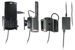 Support voiture  Brodit HP iPAQ Voice Messenger  installation fixe - Avec rotule, connectique Molex. Chargeur 2A. Réf 971294
