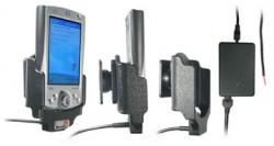 Support voiture  Brodit HP iPAQ h22xx  installation fixe - Avec rotule, connectique Molex pour le GPS et le transfert de données. Chargeur 2A. Réf 971578