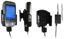 Support voiture  Brodit Dopod 838  installation fixe - Avec rotule, connectique Molex. Chargeur 2A. Pour un montant position fermée. Réf 971650