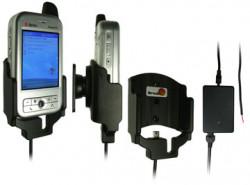 Support voiture  Brodit Audiovox PPC-6700 SP  installation fixe - Avec rotule, connectique Molex. Chargeur 2A. Réf 971661