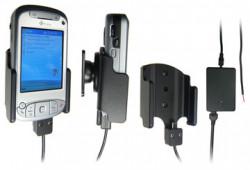 Support voiture  Brodit HTC Hermes  installation fixe - Avec rotule, connectique Molex. Chargeur 2A. Pour un montant position fermée. Réf 971690