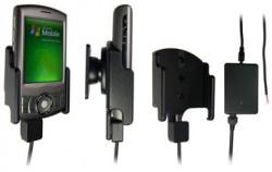 Support voiture  Brodit HTC Artemis 100  installation fixe - Avec rotule, connectique Molex. Chargeur 2A. Réf 971714