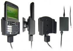 Support voiture  Brodit HTC Excalibur  installation fixe - Avec rotule, connectique Molex. Chargeur 2A. Pour batterie standard seule. Réf 971716