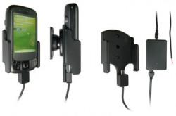 Support voiture  Brodit HTC Herald  installation fixe - Avec rotule, connectique Molex. Chargeur 2A. Pour un montant position fermée. Réf 971725