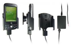 Support voiture  Brodit HTC Artemis 200  installation fixe - Avec rotule, connectique Molex. Chargeur 2A. Réf 971731