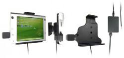 Support voiture  Brodit HTC Advantage X7500  installation fixe - Avec rotule, connectique Molex. Chargeur 2A. Réf 971739