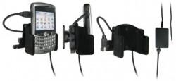 Support voiture  Brodit BlackBerry Curve 8300  installation fixe - Avec rotule, connectique Molex. Chargeur 2A. Réf 971746