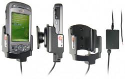 Support voiture  Brodit Audiovox PPC-6800  installation fixe - Avec rotule, connectique Molex. Chargeur 2A. Pour un montant position fermée. Réf 971749