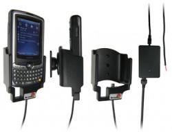 Support voiture  Brodit Motorola MC35  installation fixe - Avec rotule, connectique Molex. Chargeur 2A. Réf 971755
