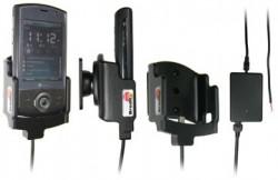 Support voiture  Brodit HTC Cruiser  installation fixe - Avec rotule, connectique Molex. Chargeur 2A. Réf 971773