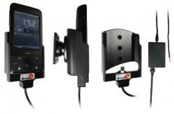Support voiture  Brodit HTC P3470  installation fixe - Avec rotule, connectique Molex. Chargeur 2A. Réf 971827