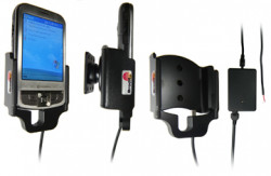 Support voiture  Brodit Asus P550  installation fixe - Avec rotule, connectique Molex. Chargeur 2A. Réf 971829