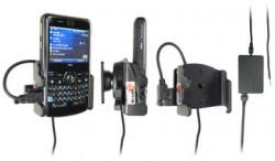 Support voiture  Brodit HP iPAQ 900 Series Business Messenger  installation fixe - Avec rotule, connectique Molex. Chargeur 2A. Réf 971844